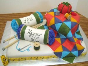 quilt-cake