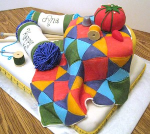 quilt-cake-side