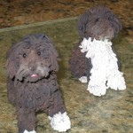 wavy haired dogs