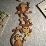 Happy Trio of Monkeys