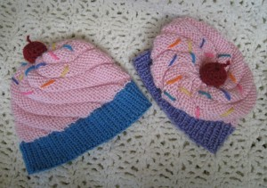 Knitted Toddler Hats
