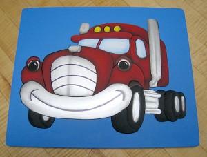 Smilin' Truck Puzzle