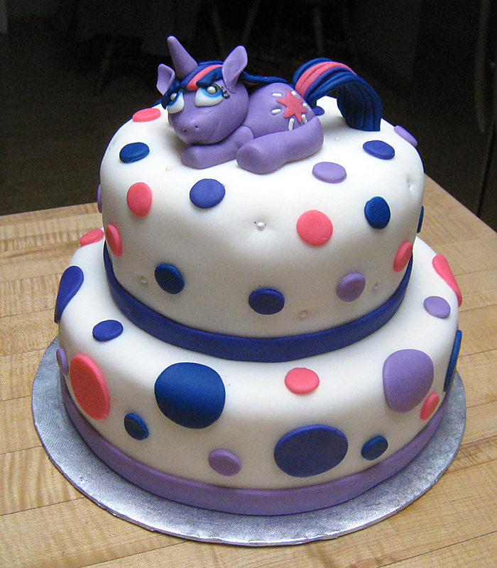 """My Little Pony"" Cake"