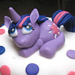 """My Little Pony"" Cake"
