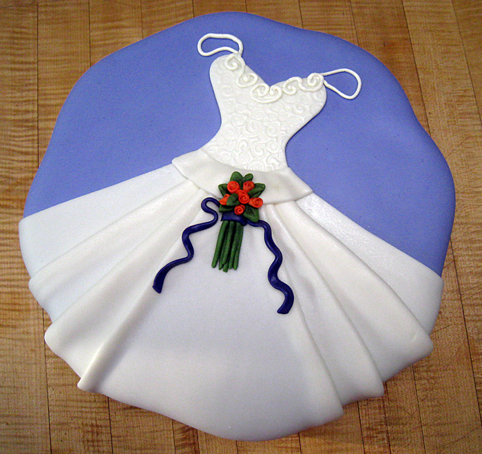 Sweet Shower Cake