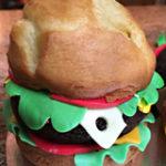 Yum… Hamburger Cake!