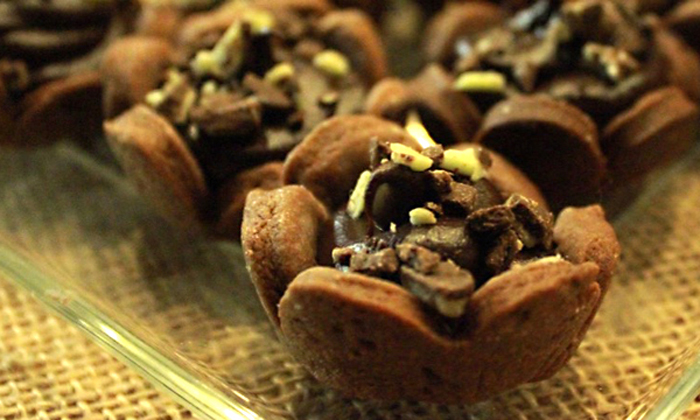Bite-Sized Desserts