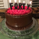 Chocolate for Fortieth