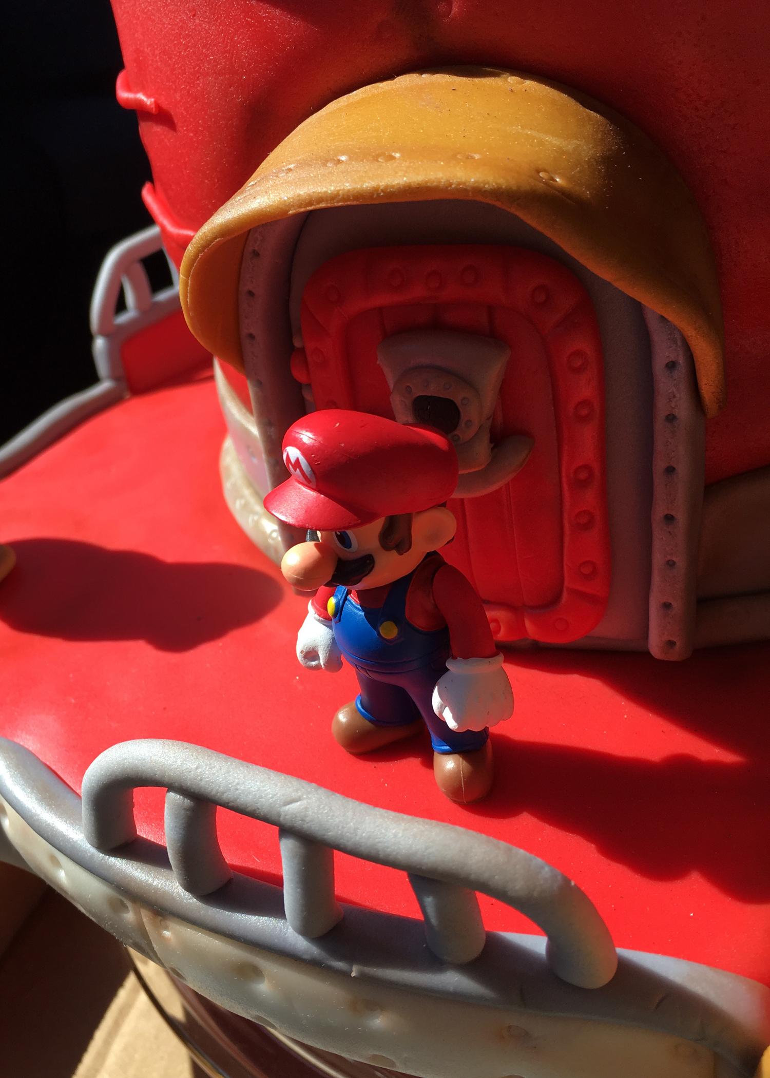 Mario's Super Odyssey