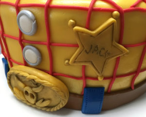 Jack's Third Birthday Cake