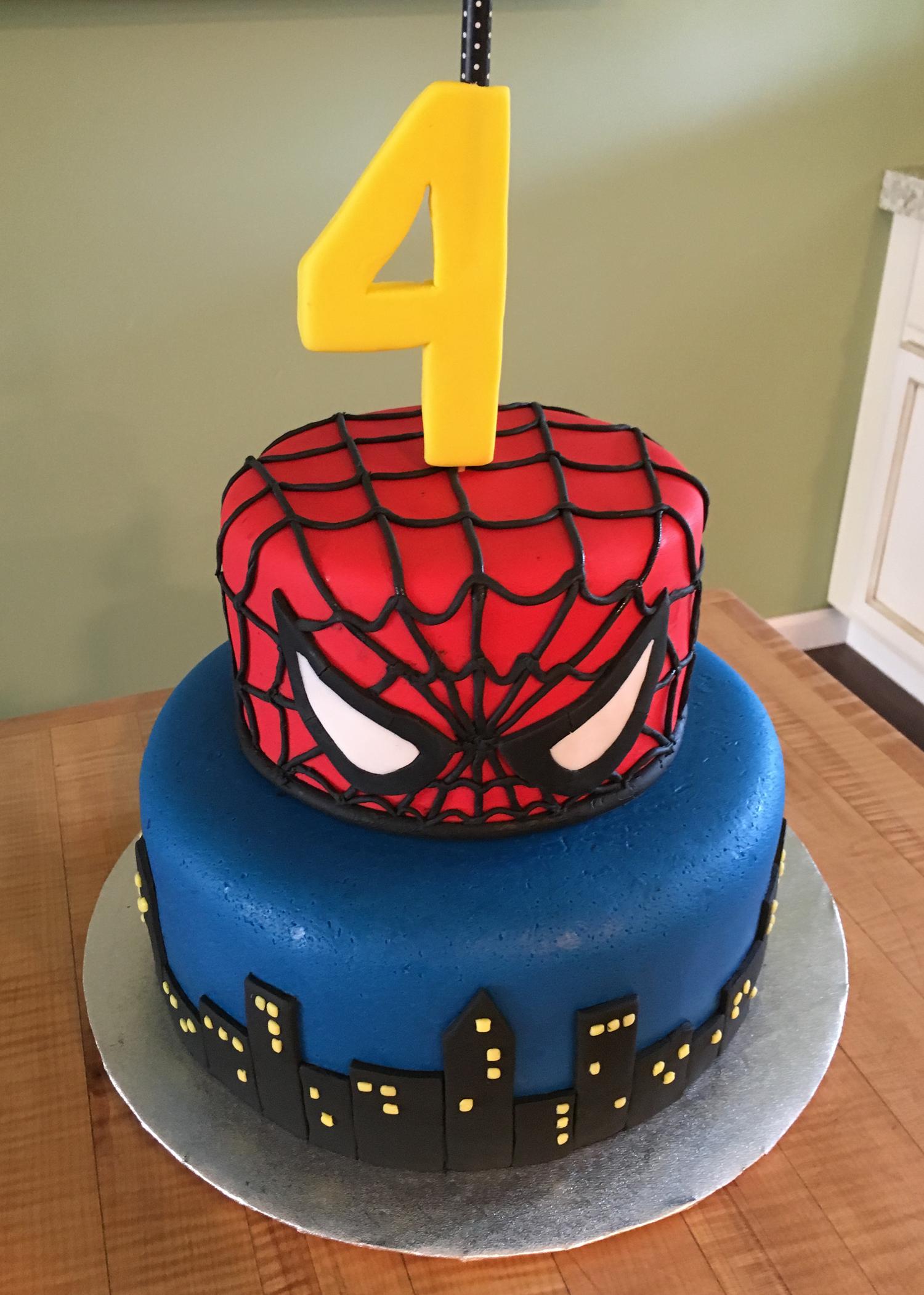 Who loves Spiderman? Jack!