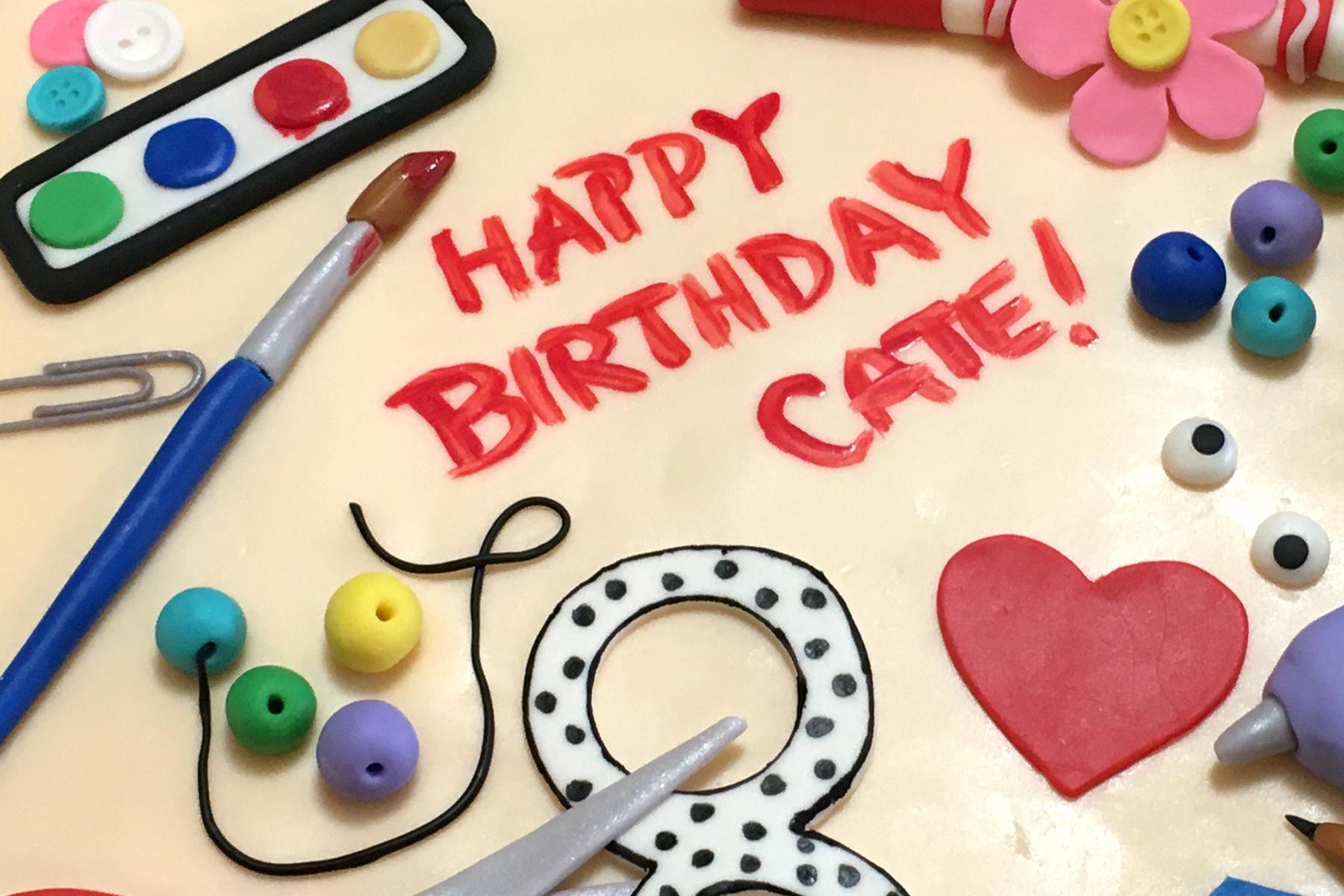 Crafty Cake